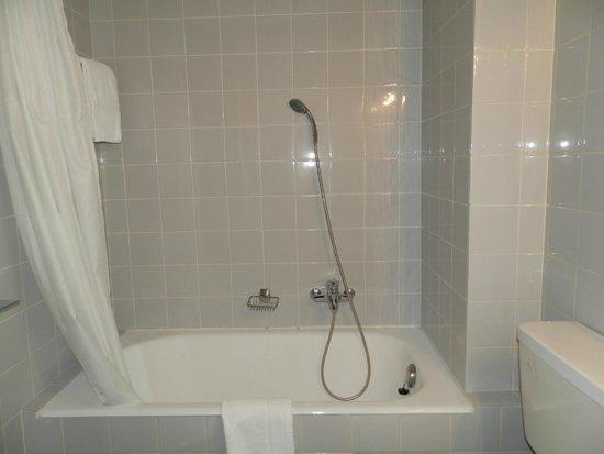 Hotel de Chailly: Ванная