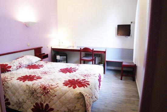 Hôtel Saint Odilon : chambre double