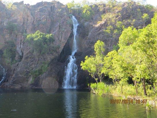 Northern Territory Indigenous Day Tours: Wangi Pool & Waterfall