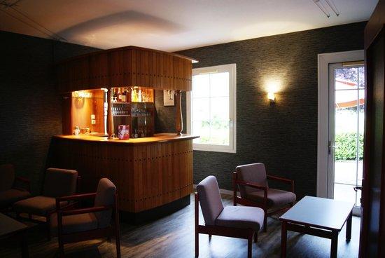 Hôtel Saint Odilon : bar/salon