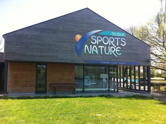 Station Sports Nature Jugon