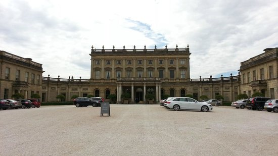 Cliveden House: The main house and hotel