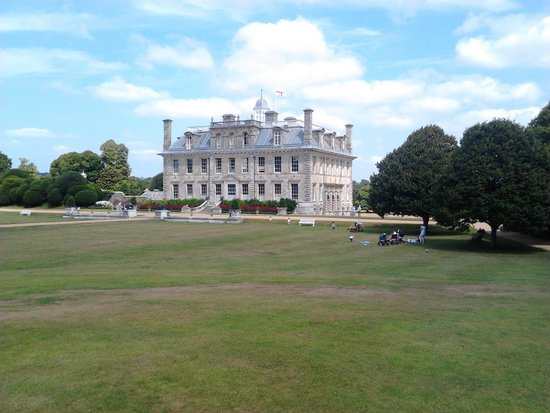 Kingston Lacy: View from the pleasure lawns
