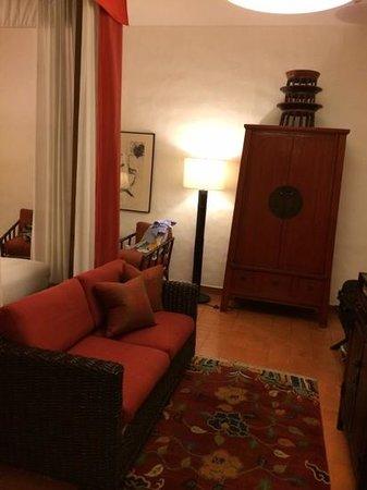 Rachamankha: chambre