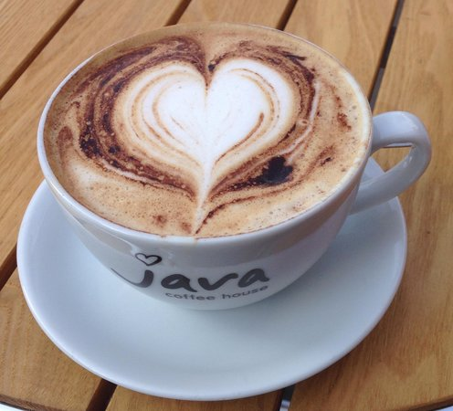 Java Coffee House: Easily the best coffee in Bath 100% worth the walk across town before work every morning. Coffee