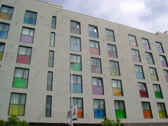 Double Tree Hilton  Hotel Girona: hotel