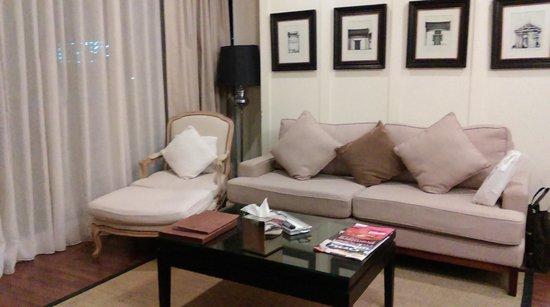 Rongratana Executive Residence : Sitting room