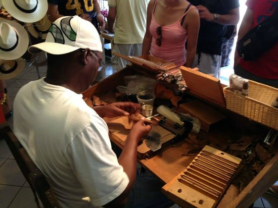 Little Havana : Sigaro fatto a mano