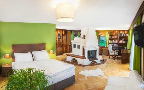 Die Haslachmühle: Zimmer/Room Stadtblick
