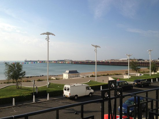 Best Western Plus Dover Marina Hotel & Spa: View from Room