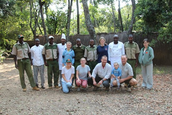 Elephant Pepper Camp: Elephant Pepper family