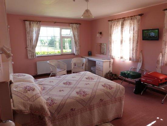 Avondale House: Ruime comfortabele 2 persoonskamer
