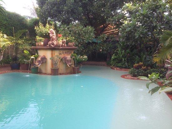 HanumanAlaya Boutique Residence - TEMPORARILY CLOSED : swimming pool