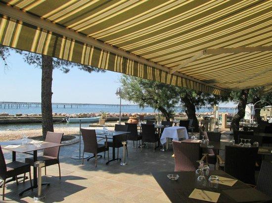 Restaurant Bord De Mer Bouzigues