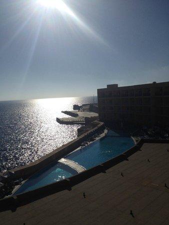 Paradise Bay Resort Hotel : Udsigt fra 4. sal