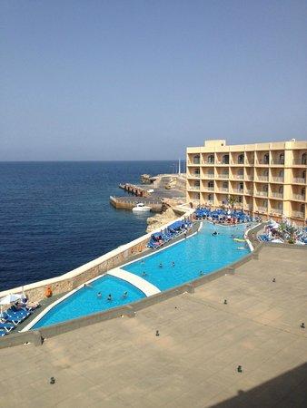 Paradise Bay Resort Hotel : Udsigt fra 4.sal