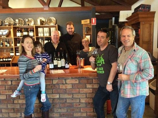 Tex Tours Day Tours: A fantastic day in the Hunter Valley with Tex Tours. We were taken to some fantastic places and