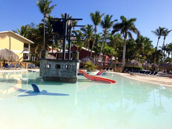 Grand Palladium Bavaro Suites Resort & Spa: Kinder Pool