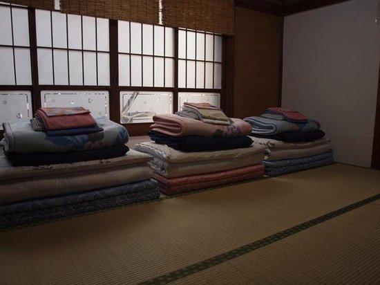 Taito Ryokan: room
