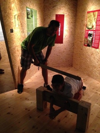Medieval Museum: execution
