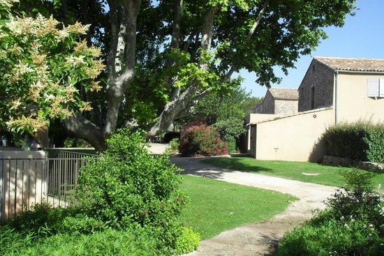 Mercure Aix en Provence Ste Victoire: site d'arrivée