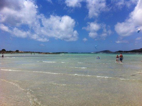 Plage d'Elafonissi : пляж