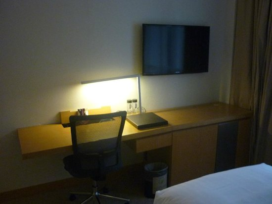 Novotel Century Hong Kong: Hotelzimmer