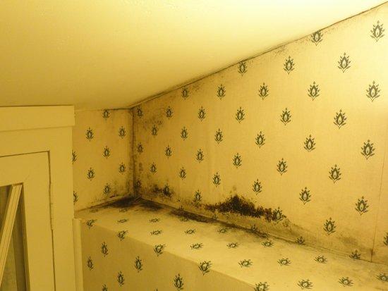 Salinas de Imon Hotel & Spa: repisa cabezal cama (ojo a los enfermos)