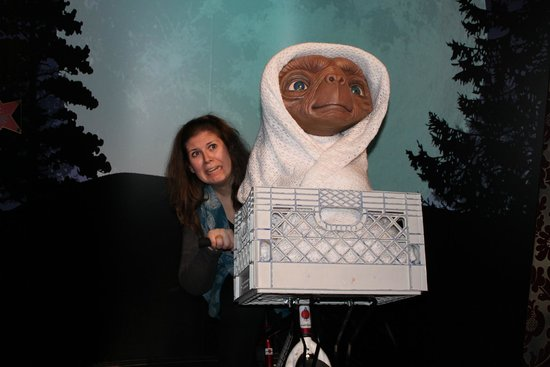Madame Tussauds London: ET