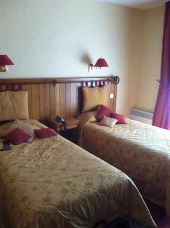 La Mere Poulard: 部屋の写真