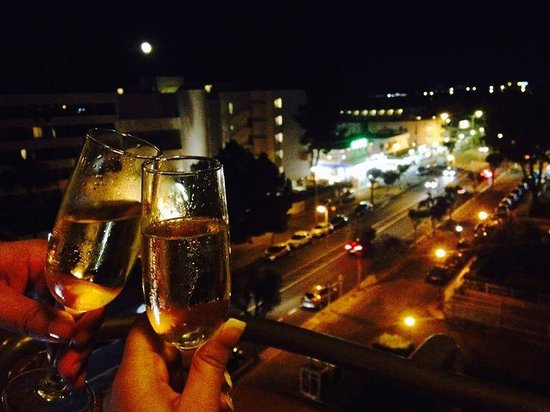 Grupotel Maritimo: cheers!