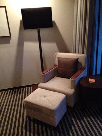 Hyatt Regency Hakone Resort and Spa : โซฟา