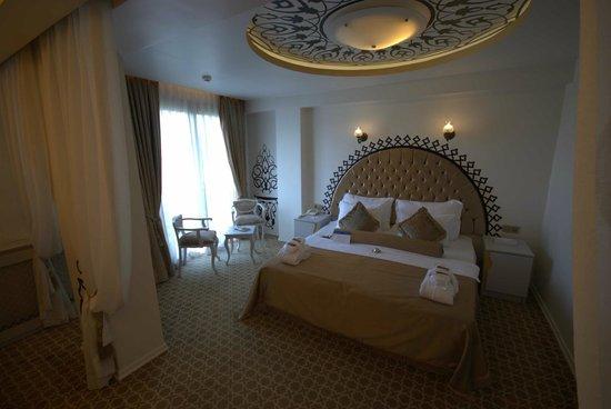 Ottoman Hotel Park : Habitación 602