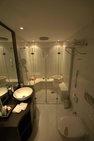 Ottoman Hotel Park : Baño Habitación 602