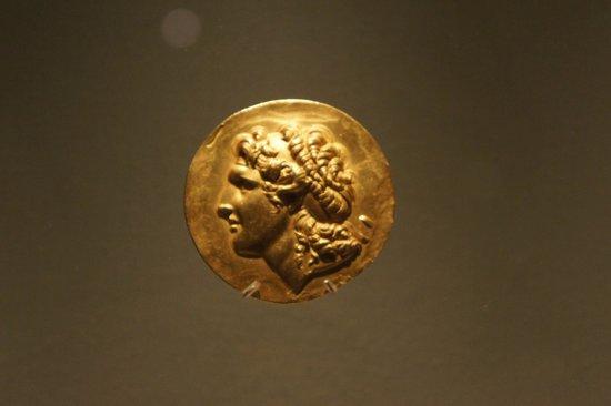 Musée Calouste-Gulbenkian : Moneta Aurea