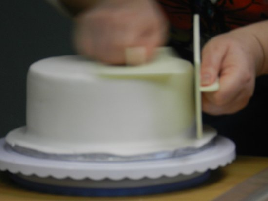 Panorama, Νότια Αφρική: Elegant Simplicity cake decorating workshop