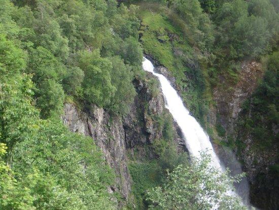 Vossestrand, Norwegia: Stalheimfossen