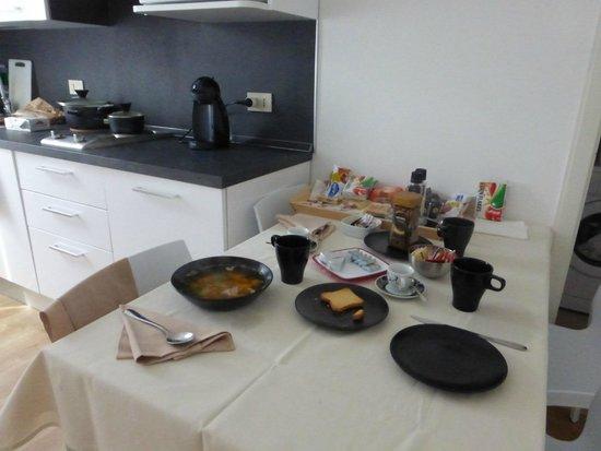 Suite in Venice Ai Carmini: При желании можно сварить суп
