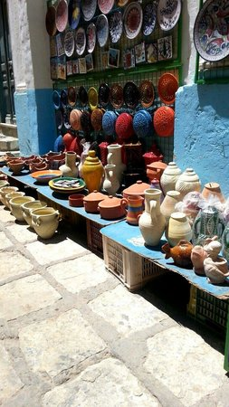 Medina of Sousse: Medina