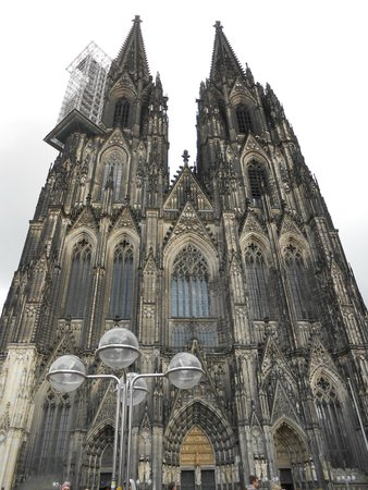 Kölner Dom: 1