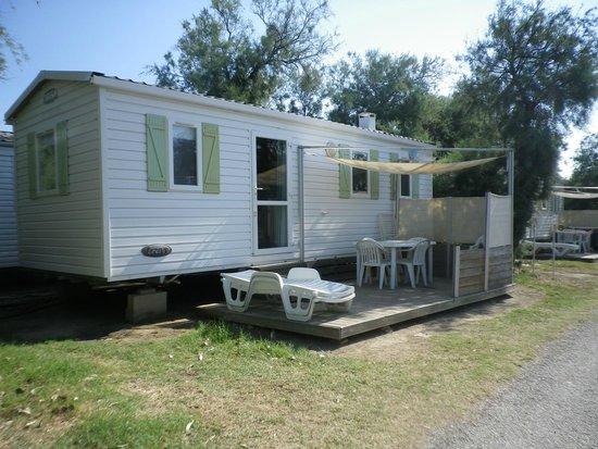 Camping Calagogo: mobile-home