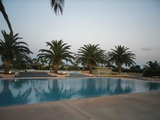 Camping Calagogo: la piscine