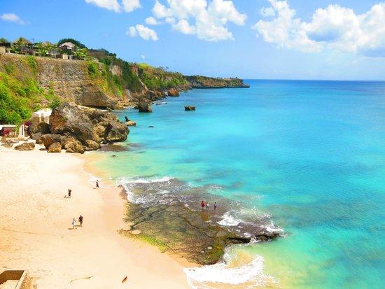 RIMBA Jimbaran Bali by AYANA : Hotelbucht Kubu Beach