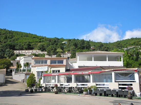 Hotel san pieru prices reviews sainte lucie de porto for Hotels porto vecchio