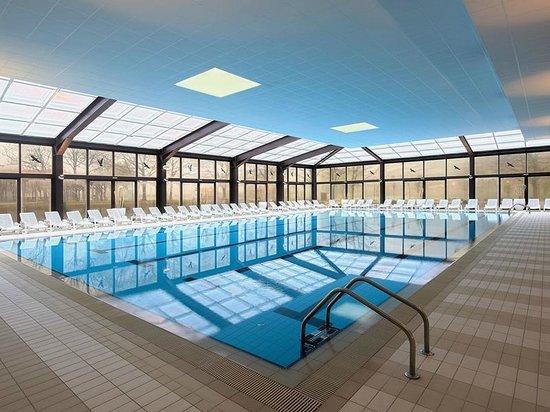 Hotel Terme Jezercica: Indoor large pool