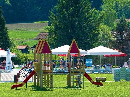 Hotel Terme Jezercica: Children playground