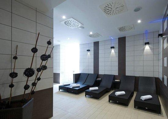 Hotel Terme Jezercica: Relaxing zone