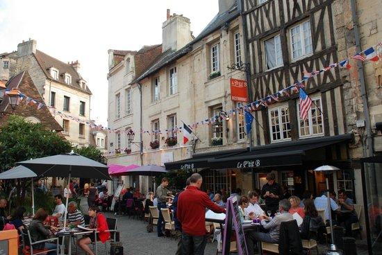 Le P'Tit B à Caen - excellent