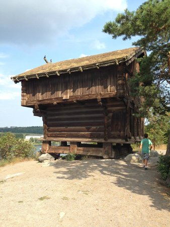 Musée de plein air de Skansen : skansen park