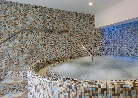 Hotel Terme Jezercica: Whirlpool in SPA centre